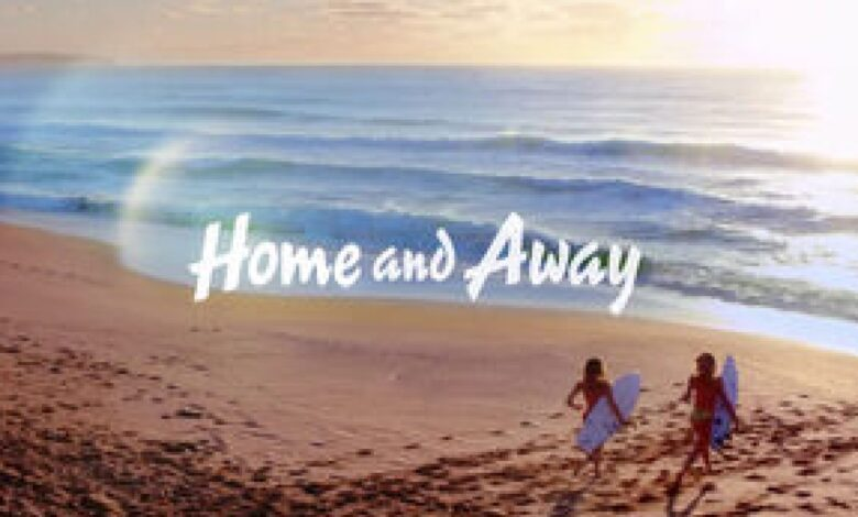 Home and Away - © DPG Media